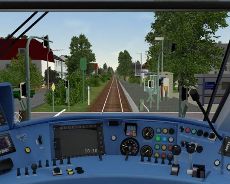 Train Simulator Hönnetalbahn