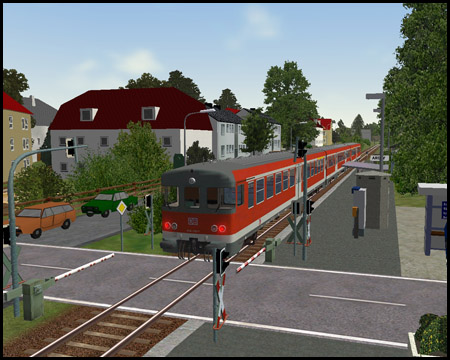 Train Simulator Hönnetalbahn Ardey