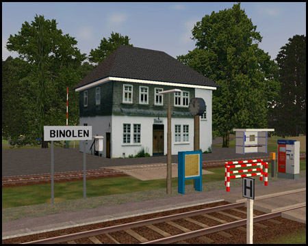 Train Simulator Hönnetalbahn Binolen