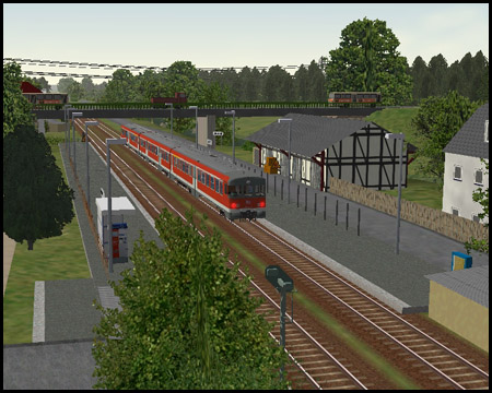 Train Simulator Bösperde