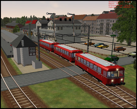 Train Simulator Iserlohn Westbahnhof