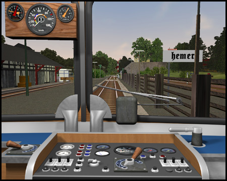 Train Simulator Hönnetalbahn Hemer