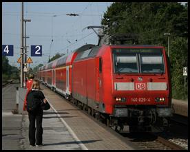 Zugstreik Nrw