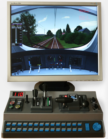 Train Simulator Raildriver