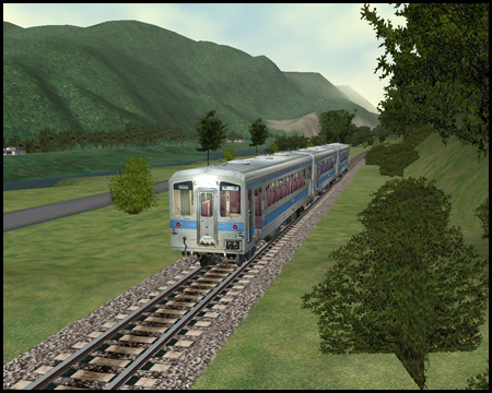 Train Simulator Hisatsu-Linie