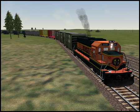 Train Simulator Shelby