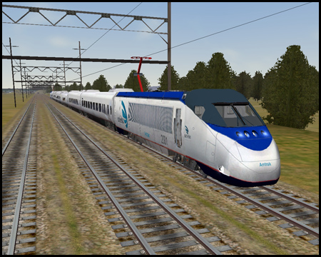 Train Simulator Northeast Corridor