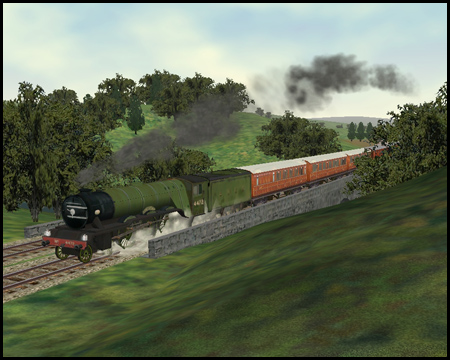 Train Simulator Flying Scotsman