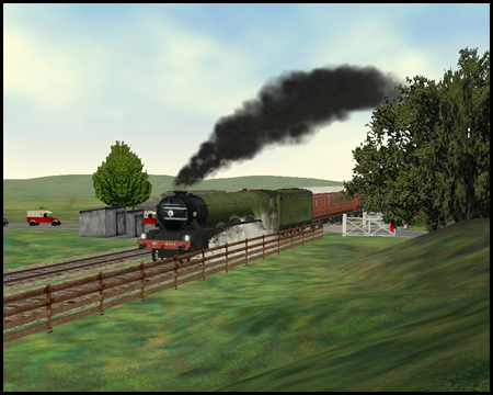 Train Simulator Settle-Carlisle