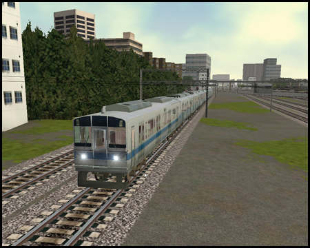 Train Simulator Odawara-Linie