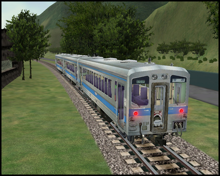 Train Simulator Kiha31