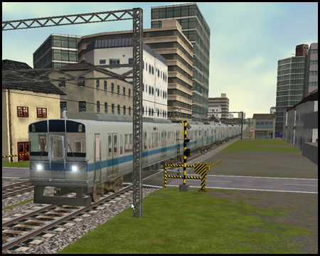 Train Simulator Japan