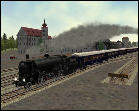 Train Simulator Orient-Express