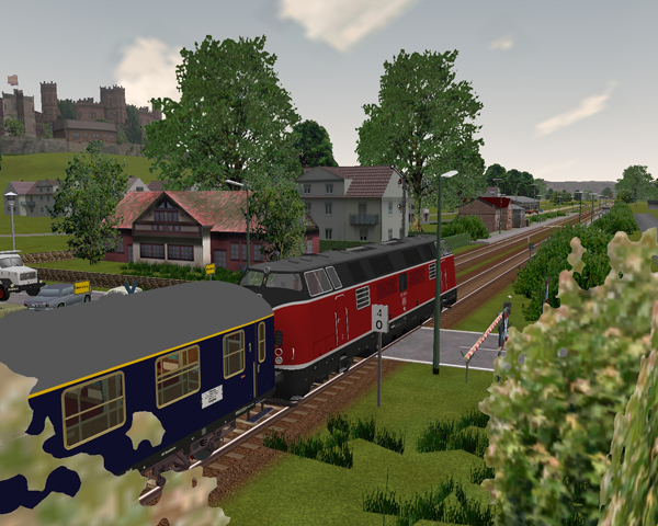 Train Simulator: Simulation vergangener Zeiten