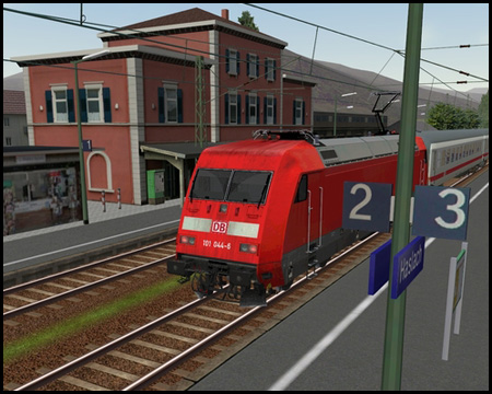 Train Simulator: V200