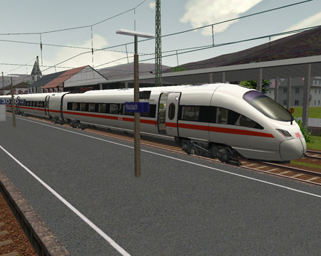 Train Simulator ICE